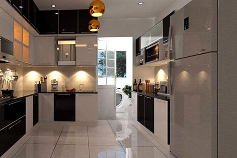 Modular Kitchen In Bangalore | Kitchen Interior Design Bangalore | Modular Kitchen Price - Addon Interiors